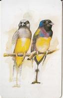 VENEZUELA(chip) - Birds, 09/96, Used - Venezuela