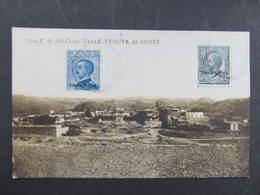 AK ADI CAIEH Adi Keyh 1921 //  D*32565 - Eritrea