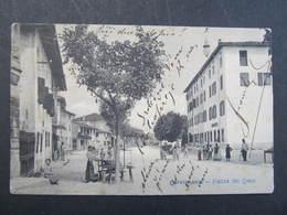 AK CERVIGNANO Piazza Dei Grani 1900 //  D*32569 - Andere Steden