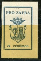 LOCALES     Zafra     Nº 2    Sin Charnela  -354 - Vignette Della Guerra Civile