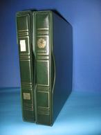 SVIZZERA - Fogli  Marini  - DAL 1956 Al 1994, Senza Francobolli, Con 2 CARTELLE .   Vedi Descrizione - Album & Raccoglitori
