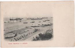 Inner Harbour -Aden - Yemen