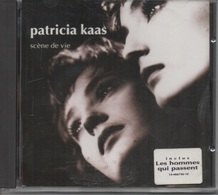CD.Patricia KAAS. Scène De Vie - Inclus LES HOMMES QUI PASSENT - 13 Titres - - Music & Instruments
