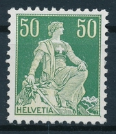 113y / 107y Helvetia Mit Schwert, Glattes Kreide-Papier, In Einwandfreier Postfrischer/** Erhaltung - Unused Stamps