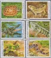 Somali Republic 1998RA-1998 Le Legalität Leser Edition. Est En Suspens Neuf Avec Gomme Originale 1998 Reptiles - Somalië (1960-...)