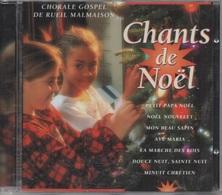 CD. CHANTS De NOËL - Chorale GOSPEL De RUEIL MALMAISON. Petit Papa Noël - Mon Beau Sapin - Minuit Chrétien - Douce Nuit - Religion & Gospel