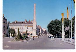 Chalon Sur Sâone - Place De L ' Obélisque - Chalon Sur Saone