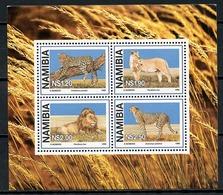 1998 - NAMIBIA - Mi. Nr. BL. 37 - NH - (CW4755.16) - Nauru