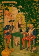 ILLUSTRATEUR JACK SOUS  LOUIS XV - Autres Illustrateurs