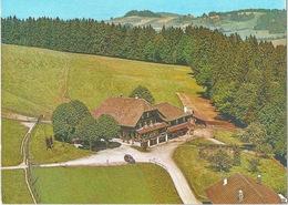 Oberbütschel - Restaurant Bütschelegg  (Luftaufnahme)         Ca. 1970 - BE Berne