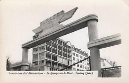39 Sanatorium De L'Aéronautique La Grange Sur Le Mont Fonteny (2 Scans) - Other Municipalities