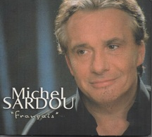 """CD. Michel SARDOU. """"Français"""" - 10 Titres - - Music & Instruments"""