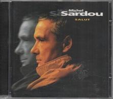 CD. Michel SARDOU. SALUT - 11 Titres - - Music & Instruments