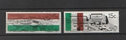 Transkei 1981, Independence 5th Anniversary 2v Mnh - Transkei