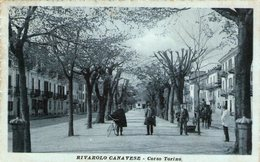 (68) CPA   Rivarolo Canavese Corso Torino (Bon Etat) - Other