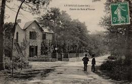 CPA 44 LA BAULE (Loire-Inf) Entrée Du Bois D'Amour - La Baule-Escoublac