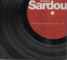 """CD. Michel SARDOU. """"Selon Que Vous Serez, Etc.. Etc.."""" - 10 Titres - - Music & Instruments"""