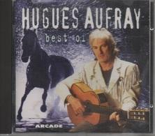 CD. Hugues AUFRAY. Best Of - 20 Titres - La Terre Est Si Belle - Santiano - Stewball - Céline - L'épervier - Hasta Luego - Compilations