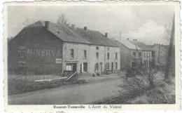 RAMONT-TENNEVILLE : L'Arrêt Du Vicinal. - Tellin