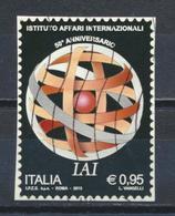 °°° ITALIA 2015 - ISTITUTO AFFARI INTERNAZIONALI °°° - 6. 1946-.. Repubblica