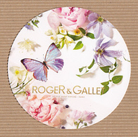 CC Carte Parfumée 'ROGER&GALLET' Perfume Card JAPAN - Perfume Cards