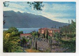 Limone (Brescia) - Albergo Villa Delle Rose - Non Viaggiata - (FDC10307) - Brescia