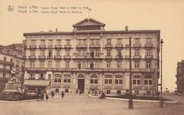 Heist Aan Zee, Heyst Sur Mer, Casino Royal Hôtel Et Hôtel De Ville, Casino Royal Hotel En Stadhuis (pk47808) - Heist