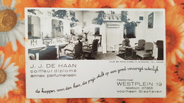 PAYS BAS - Rotterdam Westplein - J.J De Haan Coiffeur Diplomé - Rotterdam
