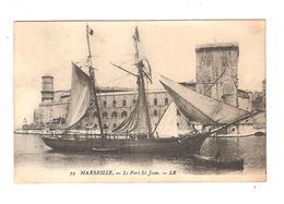 MARSEILLE - LE FORT ST JEAN - Marseilles