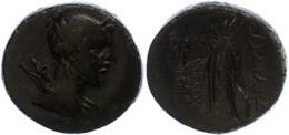 27 Sardes, AE (9,67g), Ca. 2./1. Jhd. V. Chr.. Av: Büste Der Artemis Mit Geschultertem Bogen Und Köcher Nach Rechts. Rev - Antique