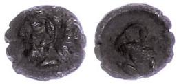 59 Mallos, Obol (0,73g), Ca. 385-333 V. Chr., Av: Herakleskopf Mit Löwenhaube Nach Links. Rev: Schwan Nach Links, Im Abs - Antique