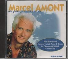 CD. Marcel AMONT. LES PLUS GRANDS SUCCES - 20 Titres - - Hit-Compilations
