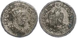 98 Syrien, Antiochia, Tetradrachme (11,58g), Philippus I. Arabs, 248. Av: Büste Nach Rechts, Darum Umschrift. Rev: Stehe - Roman