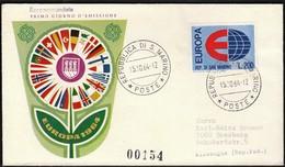 San Marino 1964 / Europa CEPT / FDC - Europa-CEPT
