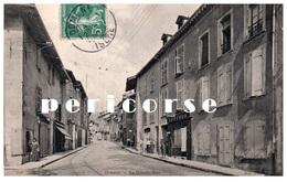38  Domène  Coiffeur Grande Rue - Francia