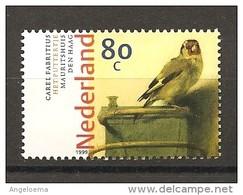 OLANDA - 1999 CAREL FABRITIUS Passero Nuovo** MNH - Sparrows