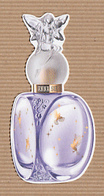 CC Carte Parfumée ANNA SUI 'SECRET WISH' Perfume Card JAPAN - Modern (from 1961)