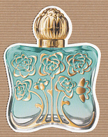 CC Carte Parfumée ANNA SUI 'ROMANTICA EXOTICA' Perfume Card JAPAN - Modern (from 1961)