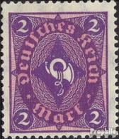 Allemand Empire 171 Testés Oblitéré 1921 Horn - Deutschland