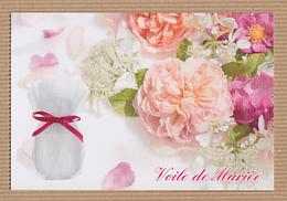 CC Carte Parfumée 'ROSINE' Perfume Card JAPAN - Perfume Cards