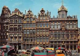 CPM - BRUXELLES - La Grand'Place - Marktpleinen, Pleinen