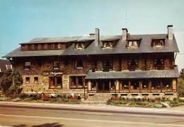 "CPM - CHAMPLON - Hôtel Rotisserie ""Les Bruyeres"" - Tenneville"