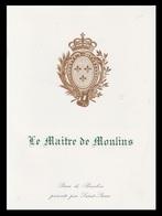 Timbre France Encart Fdc Sur Soie Tableau De Maitre De Moulin  N° 1732 - FDC