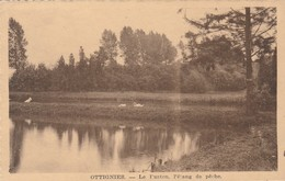 Limelette ,Ottignies , Le Buston , L'étang De Pêche (  Wavre ) - Ottignies-Louvain-la-Neuve