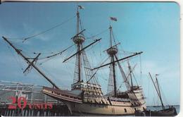 USA - Sailing Boat, Sprint Global Prepaid Card 20 Units, Exp.date 05/97, Used - United States