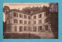 91 Essonne Sainte Genevieve Des Bois  Maison Russe  Entrée Et Aile - Sainte Genevieve Des Bois