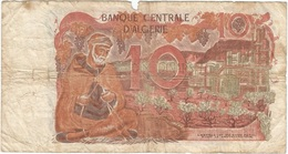 Argelia - Algeria 10 Dinars 1-11-1970 Ref 1717 - Algeria