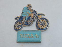 Pin's MOTARD RIZ LA CROIX - Motorbikes