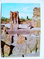 Post Card Carte Postal Stationery Ussr Armenia 1976 Old Architecture - Armenia