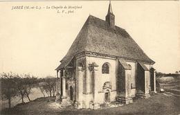 JARZE  - La Chapelle De Montplacé  15 - Other Municipalities